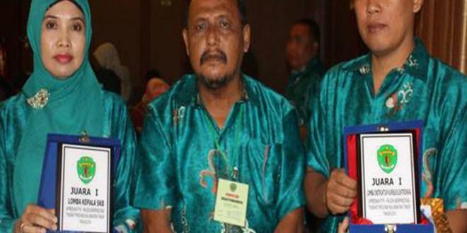 LKP. Darul Ihsan Juara I PTK.Paudni Berprestasi 2014