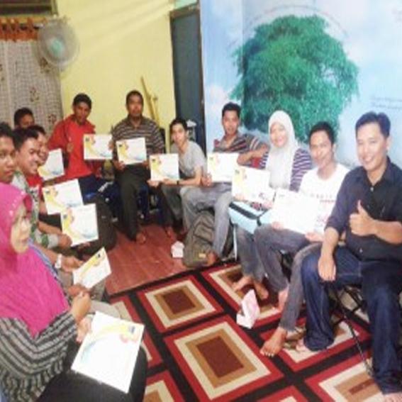 Kegiatan Workshop Bedah Printer di LKP. Darul Ihsan