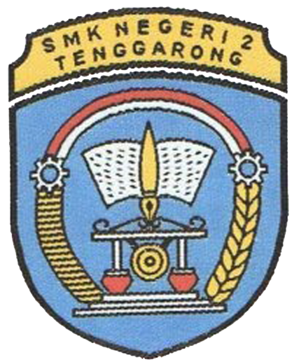 logo SMKN 2 tenggarong