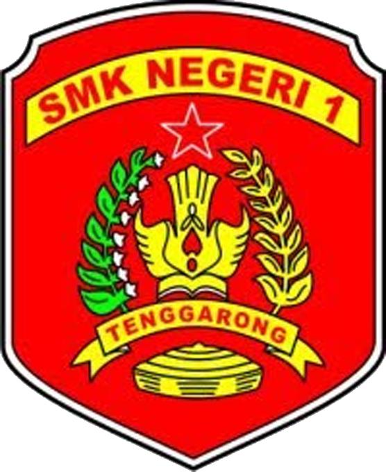logo smk negeri 1 tenggarong
