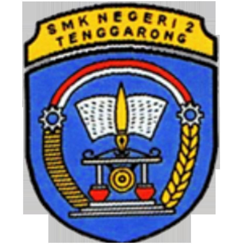 logo smk negeri 2 tenggarong
