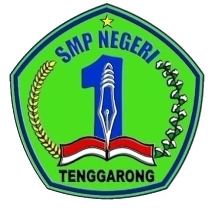 logo smpn 1 tenggarong