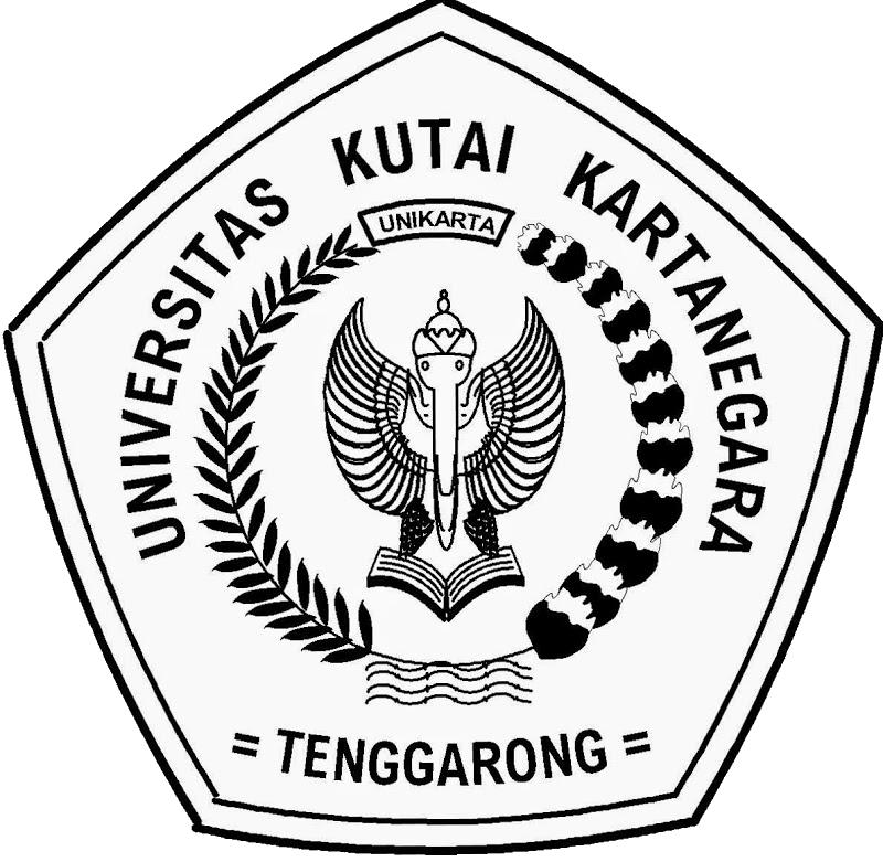 logo unikarta hitam
